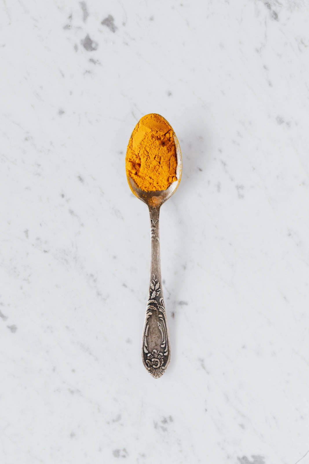 A Spoon of Turmeric